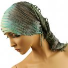 10 in 1 Light Fringe Summer Cool Scarf Neckwrap Headband Mask Balaclava Sea
