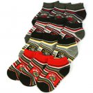 12 Pairs Football Baby Boys Newborn Infant 9-12 month Size 3-4 Ankle Low Socks