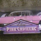 SALE ~ Elvis Presley's Pink Cadillac  MRC 1:18 Scale Diecast MIB