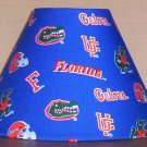 Florida Gators Fabric Lampshade lamp shade University of Florida NCAA