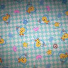 Baby Tweety Fabric Looney Tunes