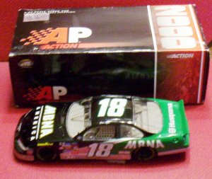 JASON LEFFLER #18 NASCAR MBNA 2000 GRAND PRIX LIMITED EDITION FREE SHIPPING