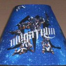TRANSFORMERS MEGATRON Fabric Lampshade Lamp Shade HASBRO SUPER HERO