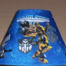 TRANSFORMERS BUMBLEBEE Fabric Lampshade Lamp Shade HASBRO SUPER HERO Handmade 6459