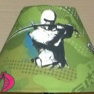 GI JOE Fabric Lampshade Lamp Shade COBRA CAMO CAMAUFLAGE 6459