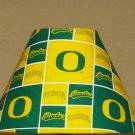 UNIVERSITY OF OREGON DUCKS COLLEGE FABRIC LAMP SHADE lampshade  NCAA FOOTBALL SPORTS 6459
