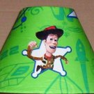 Toy Story Woody Fabric Lampshade Lamp Shade Cowboy 6459