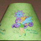 Tinkerbell Disney Fairies Fabric Lampshade lamp shade Fairy Am I Cute or What 6459
