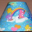 CARE BEARS LAMP AND SHADE  FABRIC LAMP SHADE lampshade ONLY 6459