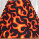 FIRE FLAME Fabric Lampshade lamp shade