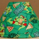 Teenage Mutant Ninja Turtles fabric Lamp Shade Lampshade Raphael Pizza 469