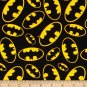 BATMAN Lampshade SUPER HERO Fabric Lamp Shade Insignia Logo Bat Bats 6459