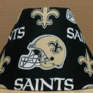 New Orleans Saints FABRIC LAMP SHADE lampshade SPORTS NFL FOOTBALL Handmade DESK TABLE