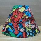 Iron Man Marvel Comics Hulk Captain America Thor Spiderman Lampshade Lamp Shade SUPER