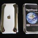 White w/Chrome Hard Case Cover