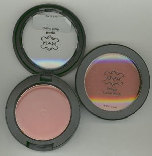 NYX Cream Blush in #03 TEA ROSE