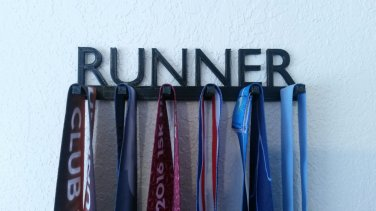 Runner Running Marathon Sports Medal Display Medal Rack Medal Holder Medal Hanger