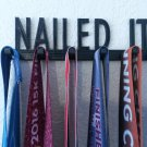 Nailed It Running Marathon Sports Medal Display Medal Rack Medal Holder Medal Hanger