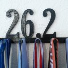 26.2 Marathon Medal Display Medal Rack Medal Holder Running Medal Hanger