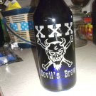 XXX Devil's Brew Hot Sauce Bottle