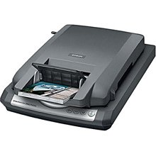 Epson Perfection 2480 Limited Edition Photo Flatbed Scanner with Feeder