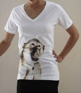 100% Cotton Monkey T-Shirt