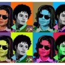 Michael Jackson Giclee on Canvas