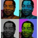 Fala Kuti Giclee on Canvas