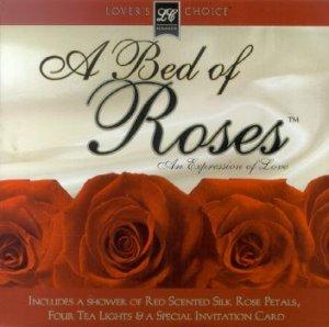 Bed of Roses Kit: White