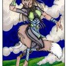 Stormbringer Wolf Print