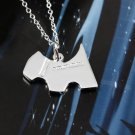 925 Sterling Silver Dog Tag Necklace NA168(free shipping)