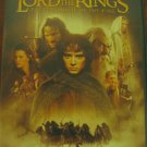The Lord of the Rings: The Fellowship of the Ring- LotR FotR widescreen dvd movie 2 discs