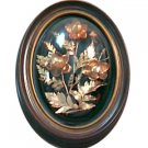 Framed Decorative Floral
