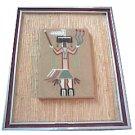 Navajo Yei Figure Sandpainting