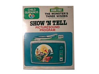 Show'n Tell Record - The Monster's Three Wishes