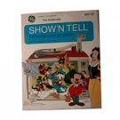 General Electric's Show'n Tell Record - Disney Characters