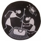 India Pottery Plate