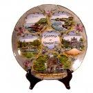 Newport Rhode Island Souvenir Plate