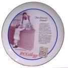 Kellogg's Just Between Friends Collectors Plate