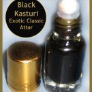 Black Musk / Black Kasturi Attar Perfume Oil 3ml