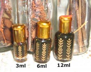 Indian Agarwood Oudh Attar Perfume Oil 3ml