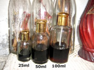 Khus Vetiver Attar Fragrance Oil 6ml