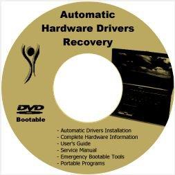 Compaq Presario CQ60 Drivers Restore Recovery HP CD/DVD