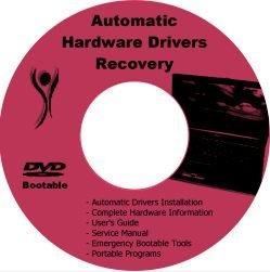Toshiba Portege M750-S7222 Drivers Recovery Restore DVD
