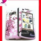 Hard Case Cover Skin for LG Touch VX11000 VX 11000 ~ SPRING BLOSSOM5