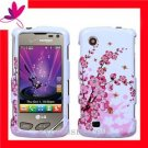 Hard Case Cover Skin for LG SAMBA  8575 BLOSSOM