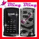 New BLING BLING Case Cover for SANYO INCOGNITO 6760  ~ DIAMOND SKULL