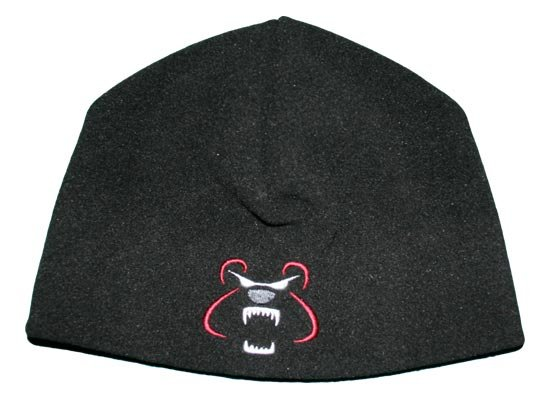eGriz.com Black Fleece Beanie