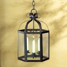 Metal Taper Candle Lantern