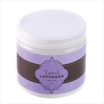 French Lavender Bath Salts